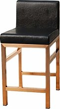 hsj WDX- Bar Stool Front Desk Backrest High Bar