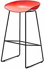 hsj WDX- Bar Stool Simple Front Desk Bar Chair Bar