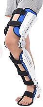 Hsjx Knee Fixation Orthosis,Hinged Knee
