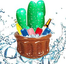 Hspemo Inflatable Drinks Cooler Summer Swimming