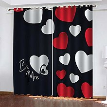 Hsvvsovs® 3D Thermal Insulated Curtains Creative