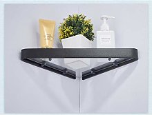 HTBYTXZ Bathroom rack bathtub shower rack nail