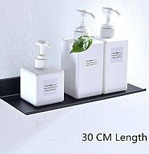 HTBYTXZ Bathroom Shelf Wall Kitchen Shelf Shower