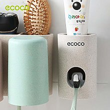 HTBYTXZ Ecoco/E1615 Toothpaste Dispenser Automatic