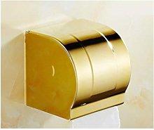 HTBYTXZ Stainless steel bathroom paper holder