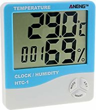 HTC-1 Indoor LCD Electronic Digital Temperature