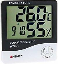 HTC-1 Indoor LCD Electronic Digital Temperature