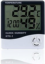 HTC-1 Indoor Room LCD Electronic Temperature