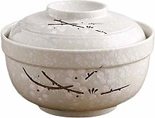 HTL Bowls Japanese Style Ceramic Ramen Soup Bowl