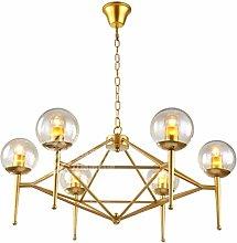 HTL Chandeliers, Bedroom Living Room Lights Simple