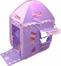 HTL Children's Toy House, Portable Tent Purple