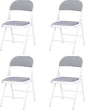 HTL Comfortable and Durable Folding Chair