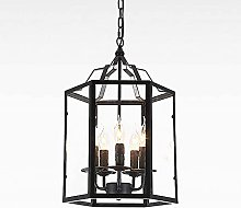 HTL Decorative Lighting Industrial Style Glass