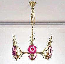 HTL Decorative Lighting Modern Agate