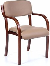 HTL Desk Chairs Side Reception Chairs with Arm for
