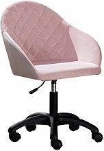 HTL Ergonomic Office Chair Mid Back, Swivel Desk