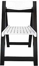 HTL Folding Chair Folding Dining Chair Simple