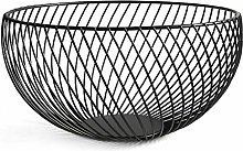 HTL Home Coffee Table Decoration Modern Fruit Bowl