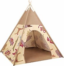 HTL Indian Play Tent for Children's Room,