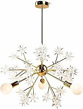 HTL Led Pendant Light Bedroom Lamp Restaurant