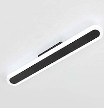 HTL Led Wall Lamp Black Tube Ceiling Light Studio
