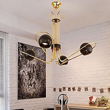 HTL Loft Industrial Chandeliers, Postmodern Simple