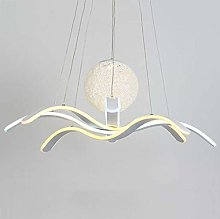 HTL Modern Led Chandelier Lighting Acrylic