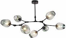 HTL Modern Pendant Lighting Ceiling Light with