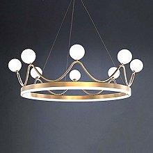 HTL Practical Lighting G9 Crown Modern Rings
