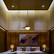 HTL Retro Simple Chandelier,Bedroom Dormitory