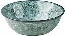 HTL Salad Bowl Ceramics Cereal Bowl Soup Bowl