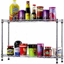 HTL Shelf Shelving Kitchen Racks Seasoning Shelf