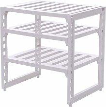 HTL Shelf Shelving Kitchen Supplies Rack Shelf