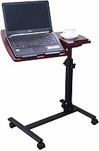 HTL Storage Table Portable Laptop Stand Desk with