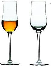 HTRTH Scotch Highlan Whiskey Copita Nosing Glass
