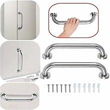 HTTWJD Stainless Steel Shower Grab Bar - Bathtub