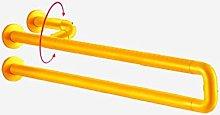 HTTWJD Support Rail Stainless Steel Rail Grab Bar,