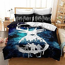 HUA JIE Baby Bedding Set For Cot 3D Harry Potters