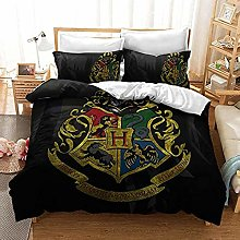 HUA JIE Baby Crib Bedding Set 3D Harry Potters