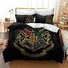 HUA JIE Baby Girl Bedding Crib Sets 3D Harry