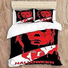HUA JIE Baby Girl Bedding Crib Sets Duvet Cover