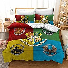 HUA JIE Baby Girl Crib Bedding Set 3D Harry