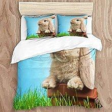 HUA JIE Crib Bedding Sets For Boys Duvet Cover