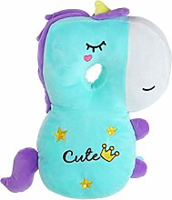 HUAAT Cunning Newborn Baby Drop Protection Pillow
