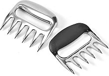 Huachaoxiang Stainless Steel Meat Claws, Grillers