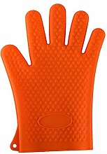 HUACHENG 1Pc Silicone Heat Resistant Glove