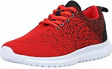 HUADUO Comfortable Running Sneakers- Womens