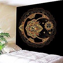 huahuagongzi Tapestry Elephant Mandala Hippie Wall