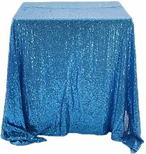 HUALEMEI Embroidered Table Cover,Waterproof