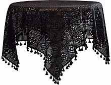 HUALEMEI Handmade Crocheted Lace